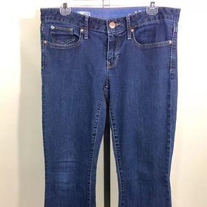 Women's Gap Curvy 1969 Bootcut Jean Size 8 Regular